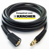 Mangueira Lava Jato Karcher 4mts Melhor Que Original K1 K2