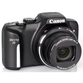 Vendo Camara Canon Sx170is Perfectas Condiciones