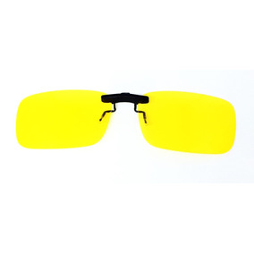 b8132dfd37944 Clip On Amarelo Para Oculos - Óculos no Mercado Livre Brasil