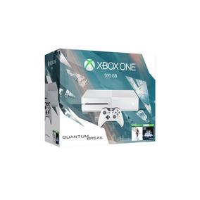 Console Xbox One 500gb Branco Leia O Anúncio
