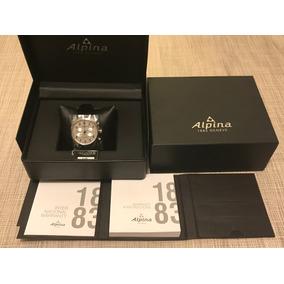 Alpina Startimer Cronografo Full Set 100% Original