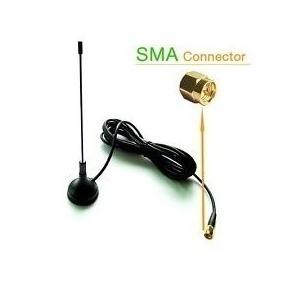 Antena Veicular Para Tv Digital Base Magnética Automóveis