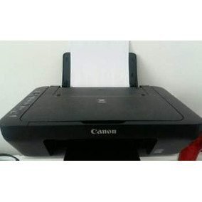 Impressora Canon Mg 3010 Sem Cartucho