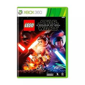 Lego Star Wars Xbox 360 O Despertar Da Força Jogo Lacrado