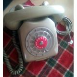 Teléfono Gris Cantv De Colección