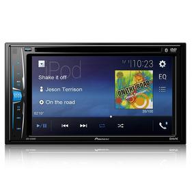 Dvd Player Automotivo Pioneer Tela Touch 6.2avh-a208bt