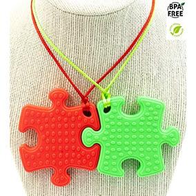 Sensory Chew Collar Premium Strength 2 Pack Para Niños Niñas