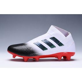 Zapatillas adidas Nemeziz 18+ Fg Black And White 39-45 d7927987fa8e4