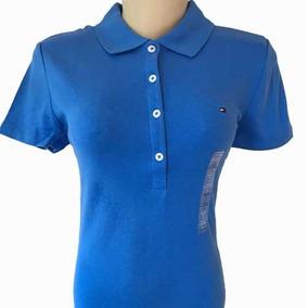 Super Promoção Camisa Pólo Tommy Hilfiger Feminina - Calçados ... 51762781e6201