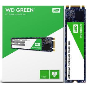 Ssd M.2 480gb Western Digital Green Wds480g2g0b Lacrado M2