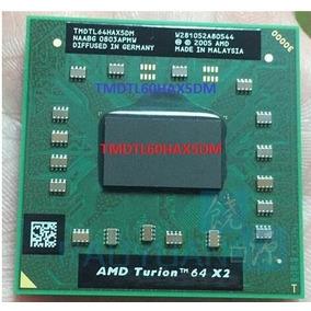 Procesador Para Laptop Amd Turion 64 X2 Tmdtl60hax50m