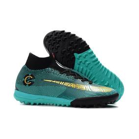 5e3d00f32e962 Chuteira Society Mercurial Cr7 - Chuteiras Nike de Grama sintética ...