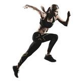 Calça Slim Feminino 2xu Corrida Academia Fitness Sport Top