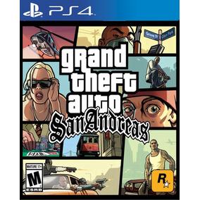 Gta San Andreas Ps4 Playstation 4 Ps4 Juegos En Mercado Libre
