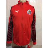 Chamarra Chivas Puma 100%original Jacket 2019 Roja
