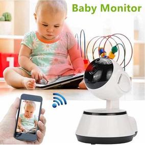 Baba Eletrônica Sem Fio Camera Ip Wifi Com Audio Vídeo Phd
