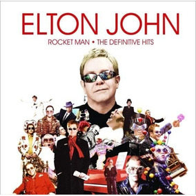 Elton John - Cd Rocket Man - The Definitive Hits - Lacrado