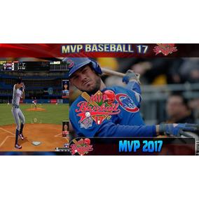 Juego De Pc Mvp Baseball 2017