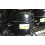 Compresor Nevera Motor 1/4 Thailandes R-134 5 Tubos En Baja