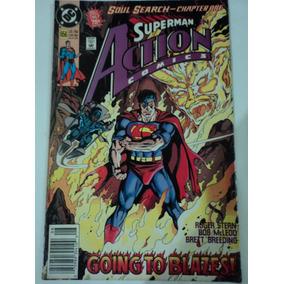 Hq-superman In Action Comics:#656:dc:importado:inglês:1990