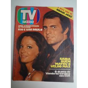 Revista Tv Sucesso Nº 10 Tarcisio Meira E Gloria Menezes