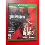 Wolfenstein X Box One