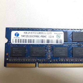 Memória Inspirion 14r Dell Ddr3 4gb 2rx8 Pc3