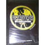 Discos Rock: Scorpions Unplugged In Athens Dvd Nuevo Sellado