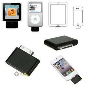 Adaptador Para Ipod Classic 120gb 160gb Iphone Touch Nano