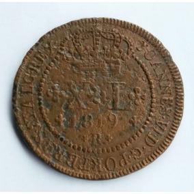 Moeda De Cobre 1778 Data Escassa