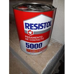 Resistol 5000 Latas De Un Galón Nuevo