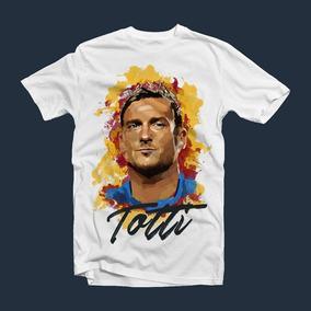 Playera Hinchas Football Totti