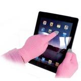 Guante Para Pantalla Tactil Touch Gloves Rosado