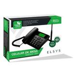 Telefone Celular De Mesa Rural Elsys Dual Chip (rondônia)
