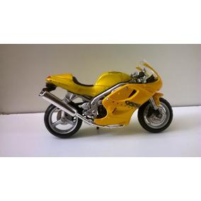 Lote 9 Miniaturas De Moto 1:18