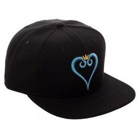 Gorra Kingdom Hearts Logo Snapback Negra Goofy Donald Sora e37460c5d6a