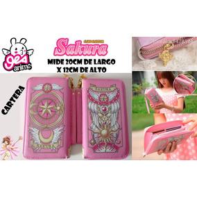 Cartera Sakura Card Captor Con Envio Gratis