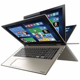 Laptop Portatil Touch Convertible 15 Toshiba Core I7 8gb