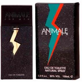 Animale 100 Ml Eau De Toilette Spray De Parlux