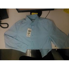 Camisa Skatek Impermeable Color Azul Celeste Talla M 2caa19116a6