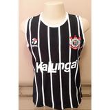 Camisa Retrô Corinthians 1988 Kalunga no Mercado Livre Brasil 5f6f80960a73e
