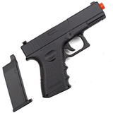 Pistola Airsoft Glock G15 Metal + Bbs 0,20 + Speed