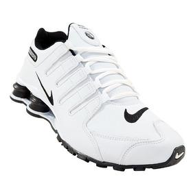Nike Shox Nz Feminino Masculino Ft Original Na Caixa