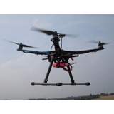 Kit Drone Profesional Apm Ardupilot Gps S500 Simonk Esc Rc