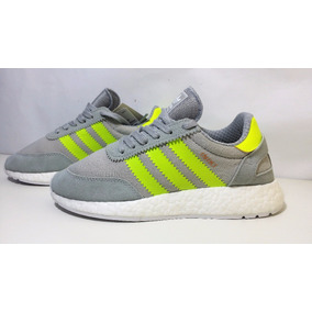 846c9cf1bc Tênis Adidas Boost Feminino Cinza - Calçados