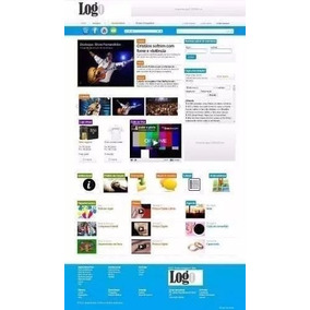 Script Php Site Portal Igreja Gospel - Único Sem Bugs - 100%