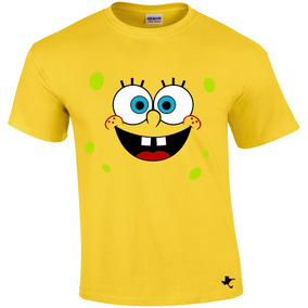 Playera Dibujos Animados Bob Esponja By Tigre Texano Designs