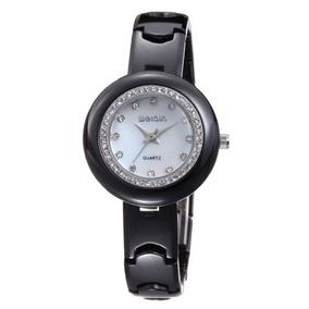 784f11f6926 Relógio Feminino Weiqin Analógico Cerâmica W3206 Br