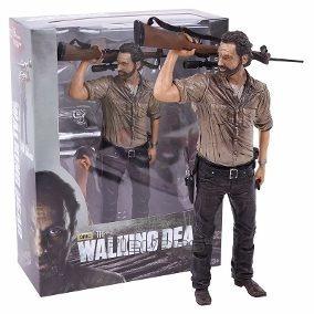 Rick Grimes Action Figure The Walking Dead
