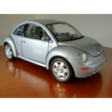 Volkswagen New Beetle Burago Escala 1/18